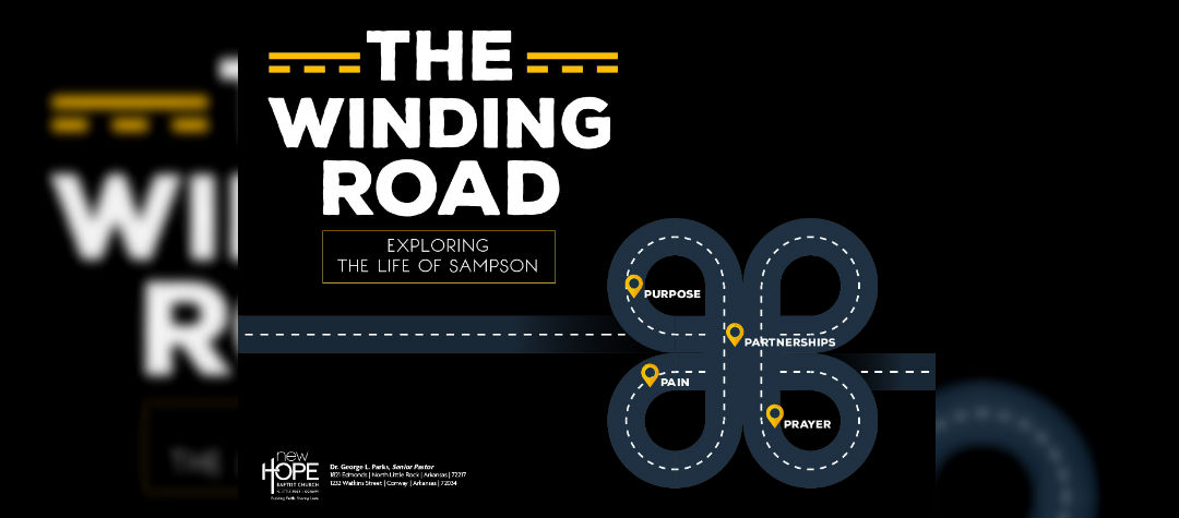 New Series: The Winding Road