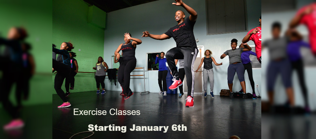 2018 Exercise Classes