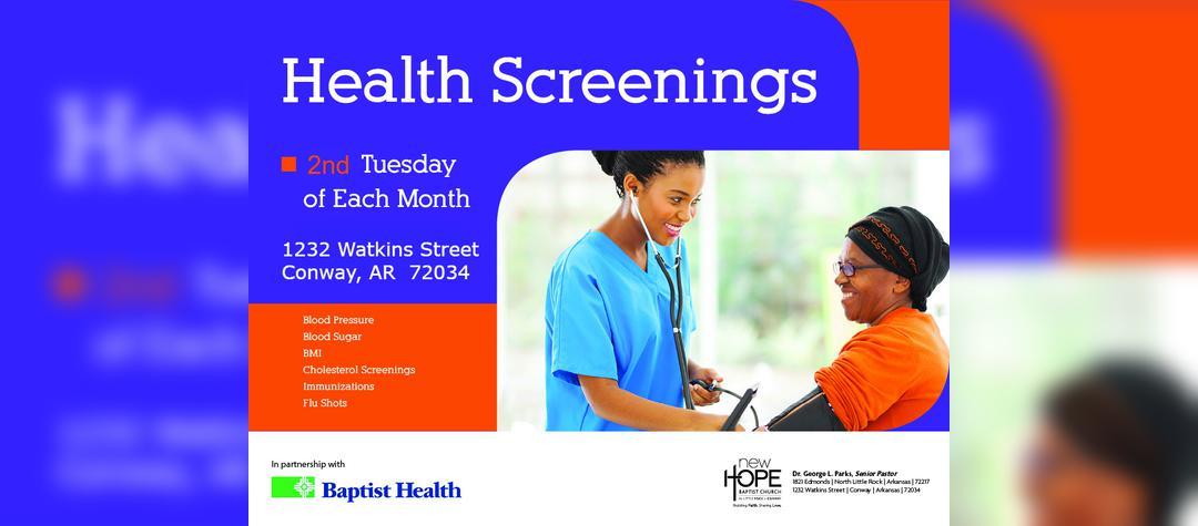 Free Baptist Health Clinic