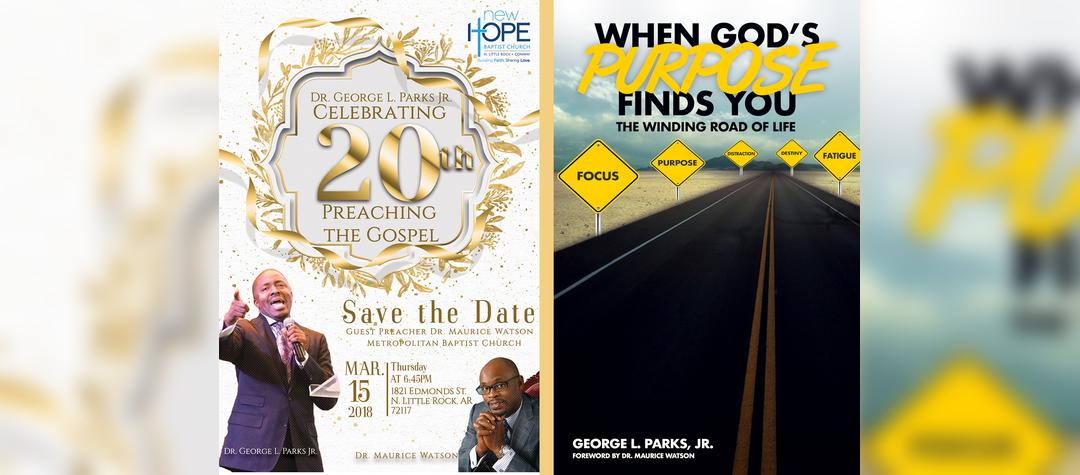 20th Preaching Anniversary and Book Release