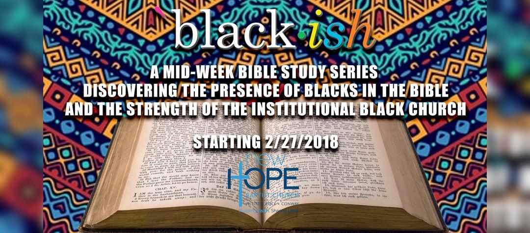 Black-ish Bible Study