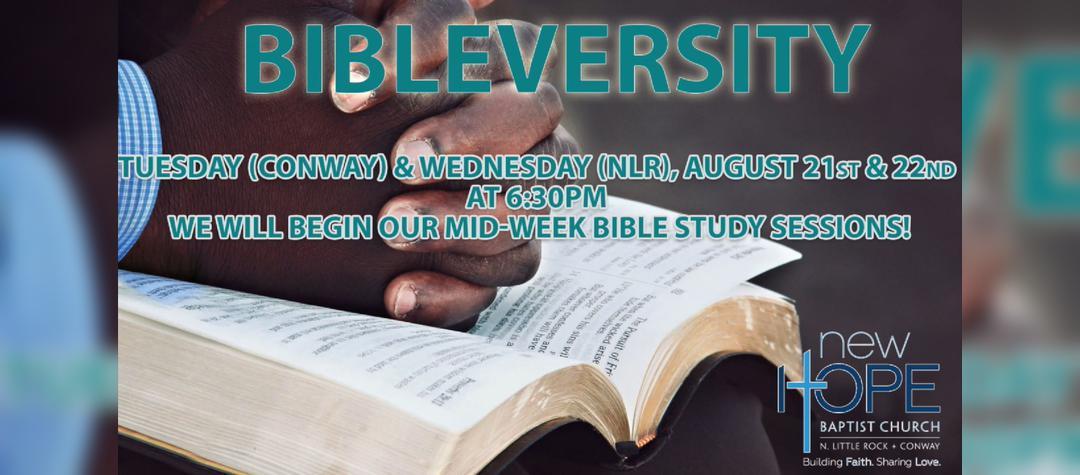 2018 Bibleversity